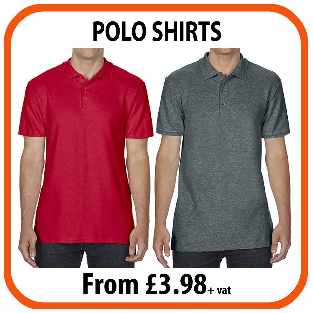 Car Valeting Polo Shirt Industrial Office Uniform Polo Top Work Wear