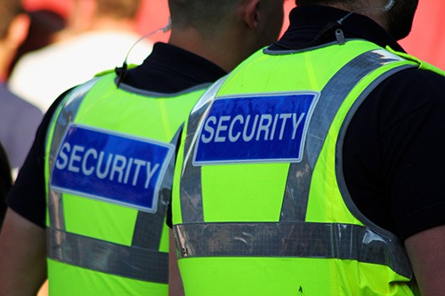 Security Hi Vis Clothing & Uniform
