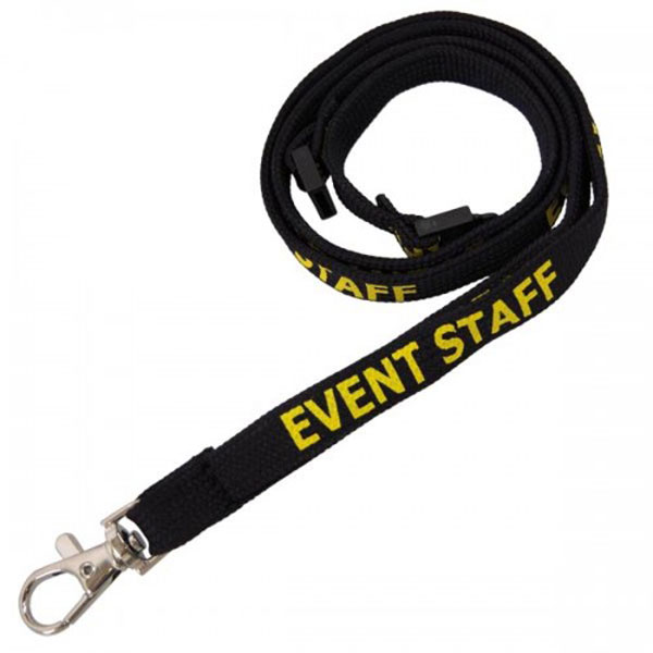 event-staff-lanyard