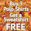 buy 3 polo shirts simply hi vis clothing